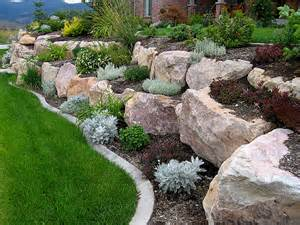 Rock Garden Wall Boulder Retaining Wall Offers The Experience Of 200 000 Square Of Rock Retaining Walls