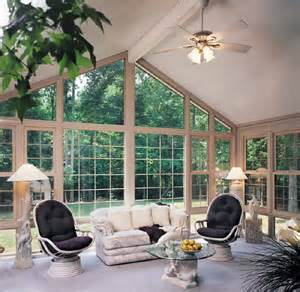 Best Way To Heat A Sunroom Sunroom Frames With Thermal Barriers A Must Have In