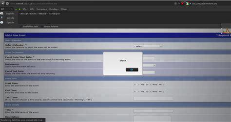 xss tutorial hackforums schoolcms persistant xss xhax0r blog hacking tools