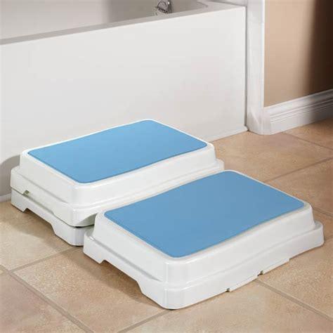 bed step stool for elderly bath step bath tub steps non slip steps home