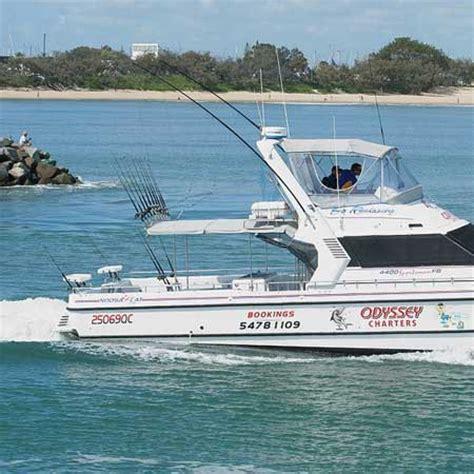 fishing boat hire mooloolaba odyssey charters fishing trips mooloolaba marina 33
