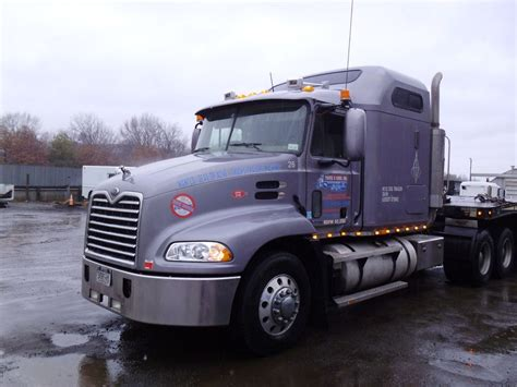 Mack Sleeper Cab For Sale by 2001 Mack Vision Tandem Axle Sleeper Cab Tractor For Sale