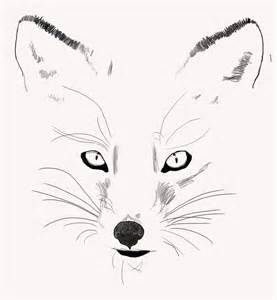Fox Drawing Outline by Fox Outline By Spottedearmc95 On Deviantart