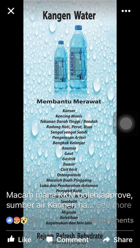 Special Kangen Water kangen water s claims of curing 100 illnesses violates the says health ministry