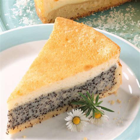 philadelphia kuchen einfach mohn schmand torte rezept k 252 cheng 246 tter