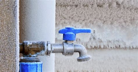 Leave Faucet Open Frozen Pipe by Ap Plumbing How To Prevent Frozen Plumbing Pipes