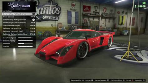 Auto Tuning Ps4 by Newest Car Autarch Tuning Grand Theft Auto V Ps4