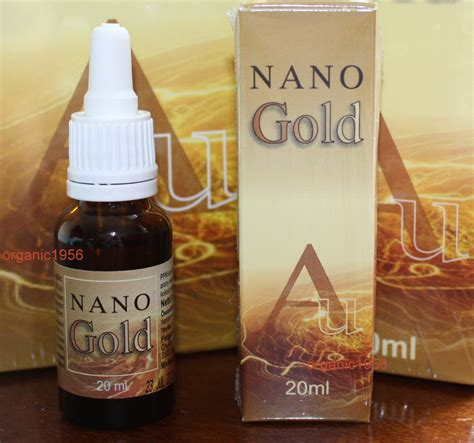 colloidal gold nano anti ageing anti acne nano gold