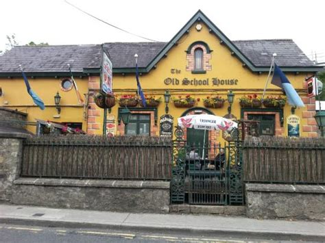 Beer Garden Picture Of The Old School House Bar And Restaurant Swords Tripadvisor