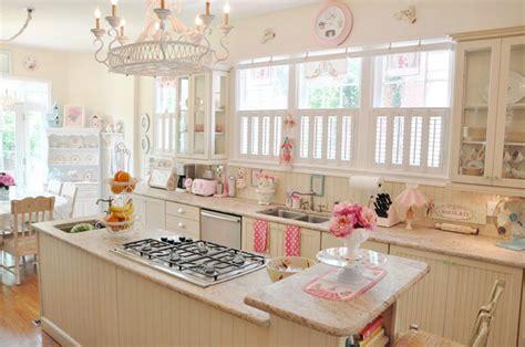 sweet designs kitchen 史上最夢幻的甜美鄉村風廚房 decomyplace 新聞