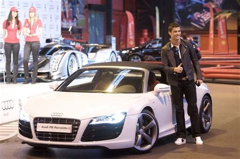 Cr7 Auto by Cristiano Ronaldo Cars 2014 For The Different Event Suit