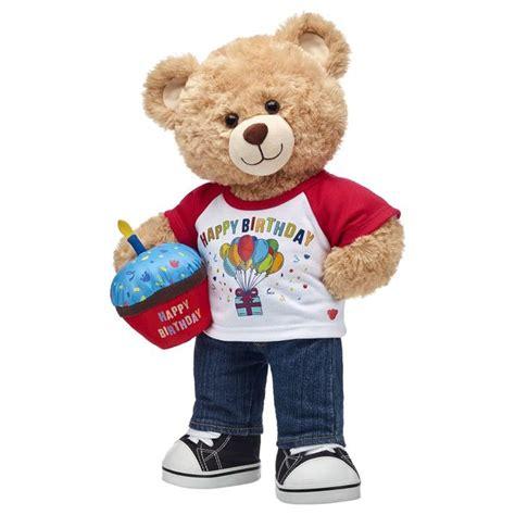 Build A Bear Gift Card Balance Canada - birthday stuffed animals build a bear 174