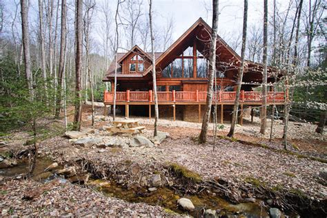 Stony Brook Cabins Reviews by S Place Gatlinburg Chalets Cabin Rentals Tennessee
