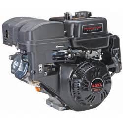 13 hp 420cc ohv horizontal shaft gas engine epa carb