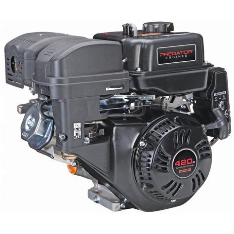how fast does a 5 hp boat motor go 13 hp 420cc ohv horizontal shaft gas engine epa carb