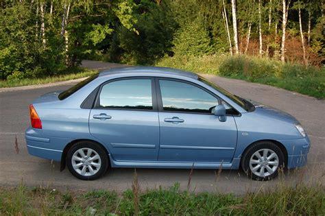 2003 suzuki liana 1 3 sedan related infomation