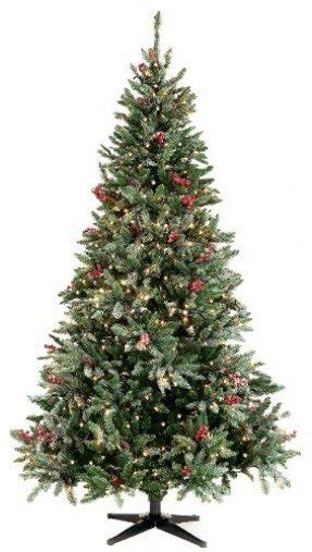 lightly flocked artificial christmas trees foter