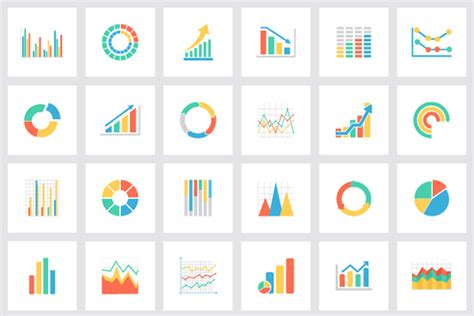 Simple Table Design by Free Collection Of 36 Vector Graphs Amp Charts