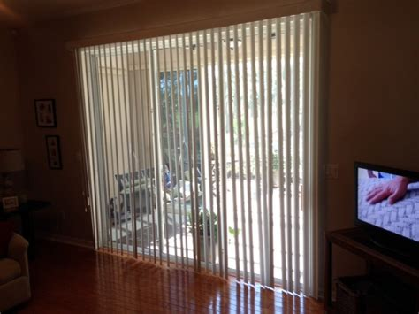 Vertical Blinds For Living Room Window by Vertical Blinds Traditional Living Room Orlando By