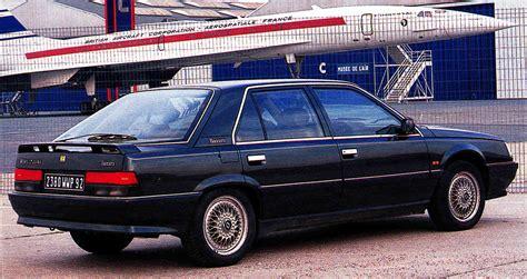 renault 25 v6 turbo imcdb org 1989 renault 25 v6 baccara s 233 rie 2 in quot le gar 231 u