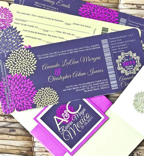 trendy destination wedding invitations stylish save the dates crystals destination wedding