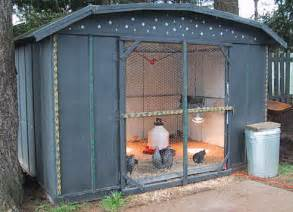 Large Chicken Shed by Chicken Coop Shed Tbn Ranch Chicken Keeping