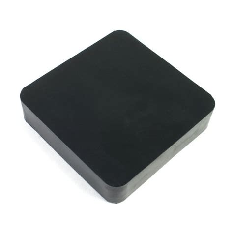 rubber bench rubber bench block 4 x 4 x 1 quot sfc tools 12 090