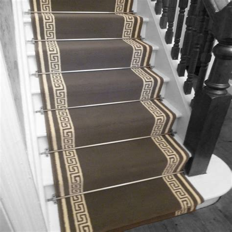rug runners for stairs cheap stair runners stair rods stair runner would make a statement in any interior stair runners
