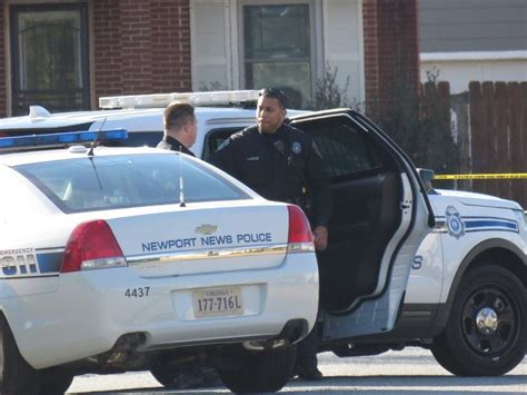Newport News Arrest Records Both Found Dead Inside Langley Avenue House Were Daily Press