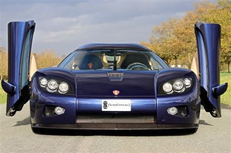 2008 Koenigsegg Ccx Price 2008 Koenigsegg Ccx For Sale With Asking Price Of 1 5