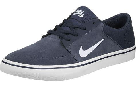 Sepatu Nike Sb Portmore Nike Sb Portmore Shoes Blue