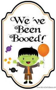 free you ve been booed printables happiness is homemade