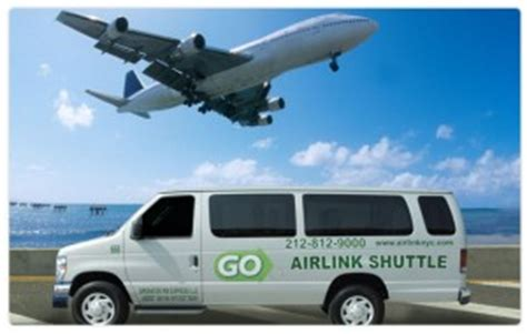 Airport Ride Service by Nyc Airport Shuttle Go Airlink Nyc