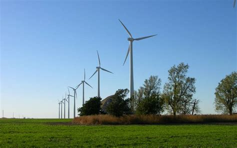 Gray County Records Wind Power Sets New U S Record For Electricity Supply