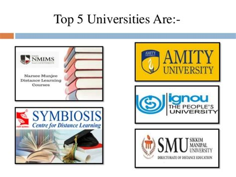 Best Distance Learning Mba Programs Uk by Top 5 Universities For Distance Learning Mba Pgdm Courses