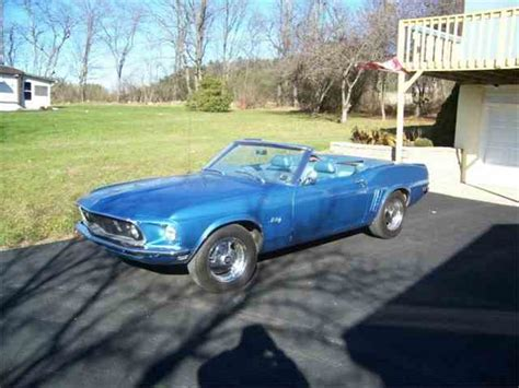 1969 ford mustang for sale on classiccars com