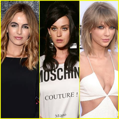 camilla belle on taylor swift camilla belle praises katy perry for calling out taylor