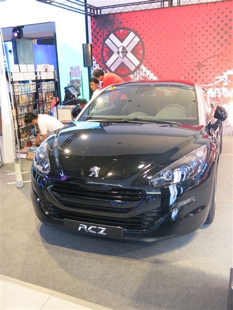 How Do You Pronounce Peugeot Cars To Drool For At The Manila International Auto Show