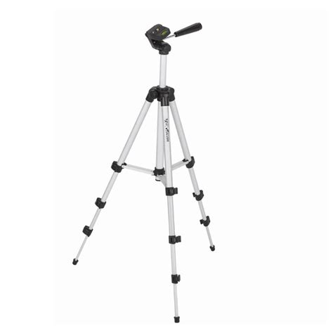 Kualitas Terjamin Tripod Weifeng Portable Stand 4 Section Aluminum weifeng portable tripod stand 4 section aluminium legs with brace wt 3110a silver black