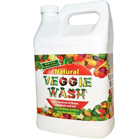 fruit and vegetable wash vegetable wash