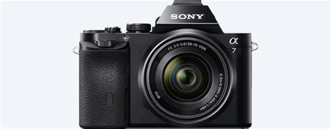 sony a7 best lens best small a7 pro frame mirrorless