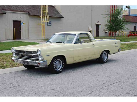 Ford For Sale by 1967 Ford Ranchero For Sale Classiccars Cc 986912