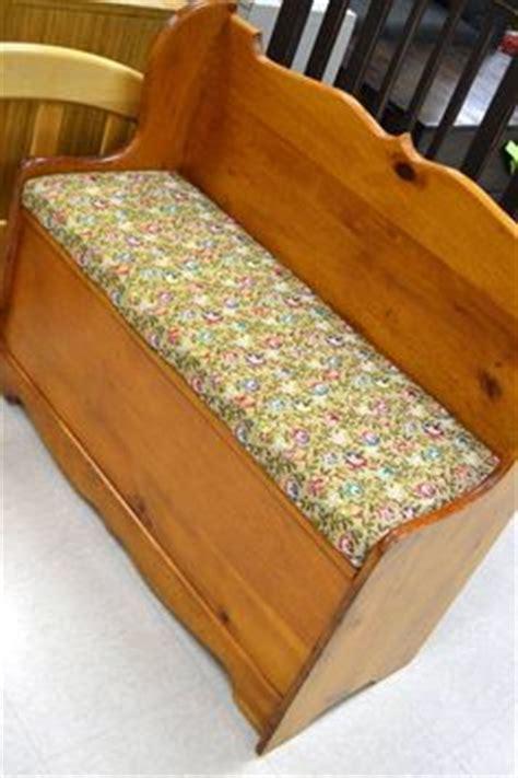 deacon bench cushions details about primitive deacons storage bench cabinet wood