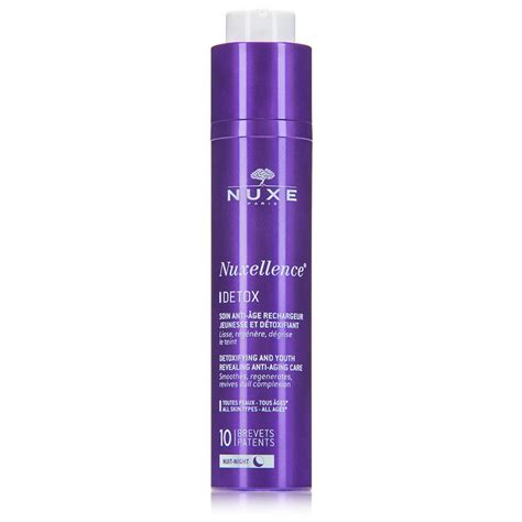 Anti Aging Serum Nuxellence Detox by Nuxellence Detox Detoxifying And Youth Revealing Anti