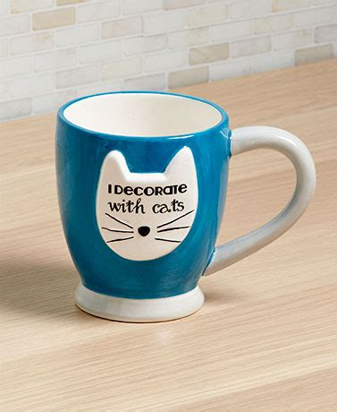 thermos mug by nissa baking tools cat mugs the lakeside collection