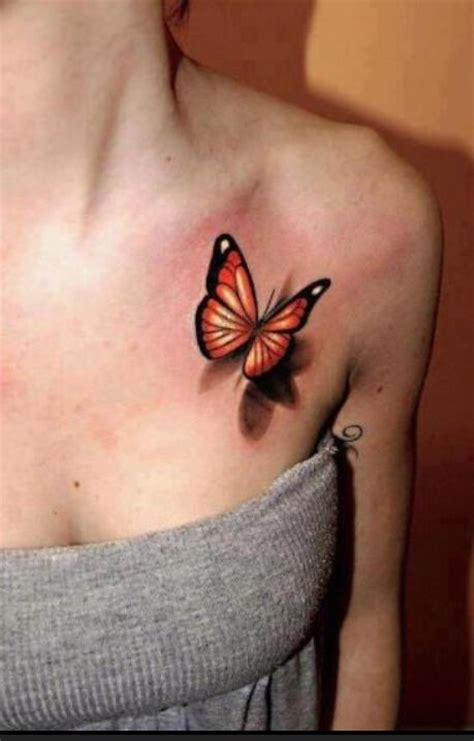 unique butterfly tattoo awesome tattoos and piercings