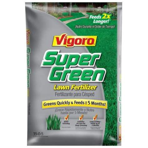 green 16 lb lawn fertilizer