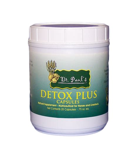 Dr Pauls Detox Bolus by Detox Plus Boluses Dairy Supplies Solutions