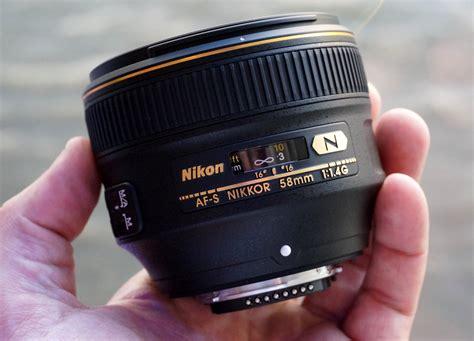 Nikon Af S 58mm F1 4g nikon af s nikkor 58mm f 1 4g on preview