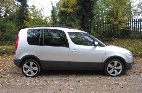 used skoda roomster used 2008 skoda roomster roomster scout tdi for sale in